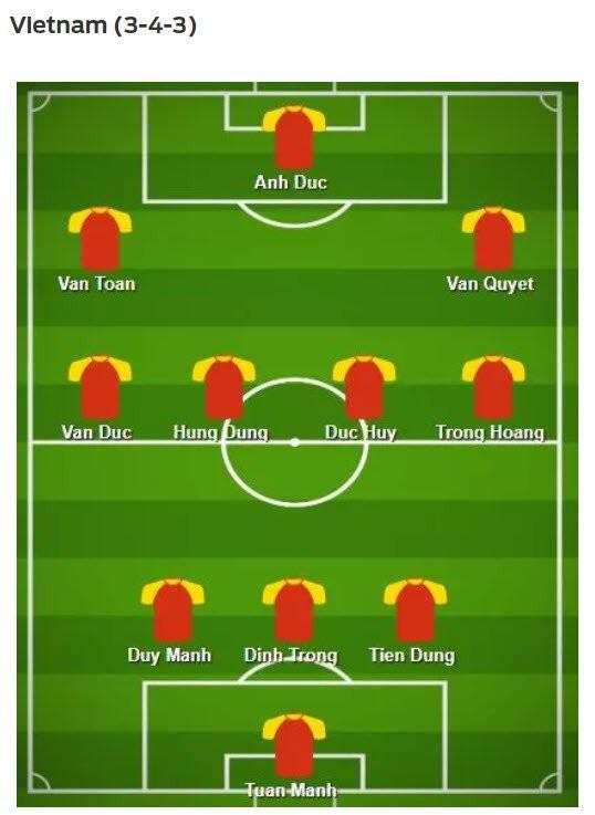 Thắng Campuchia 3-0, Việt Nam vào bán kết với ngôi đầu bảng A - Ảnh 19.