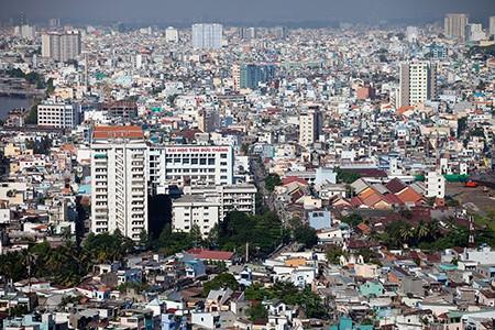 Mối đe dọa từ việc đô thị hóa gia tăng không kiểm soát - Ảnh 1.