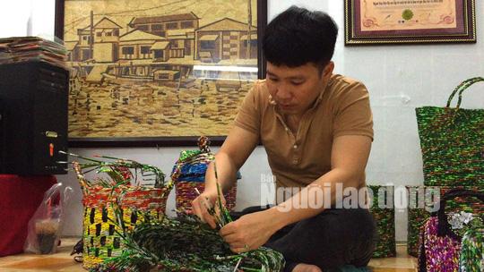 """Thầy giáo """"dở hơi"""" và bộ sưu tập giỏ xách kỷ lục Việt Nam - Ảnh 7."""