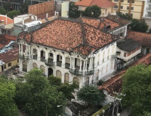 Tìm giải pháp bảo tồn các công trình kiến trúc cổ tại TP HCM - Ảnh 1.