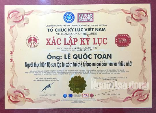"""Thầy giáo """"dở hơi"""" và bộ sưu tập giỏ xách kỷ lục Việt Nam - Ảnh 18."""