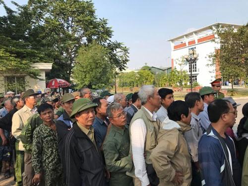 CĐV Việt Nam phẫn nộ với vé online - Ảnh 1.