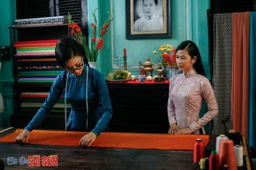 Phát triển thời trang trong phim Việt - Ảnh 1.