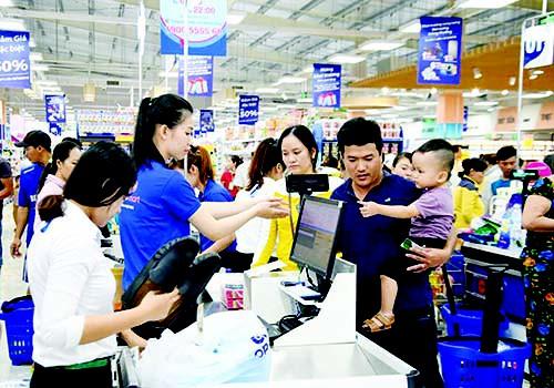 Thêm một siêu thị Co.opmart ở Bình Thuận