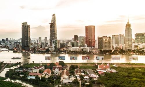 Thị trường văn phòng cho thuê ở TP HCM nóng nhất 5 năm - Ảnh 1.