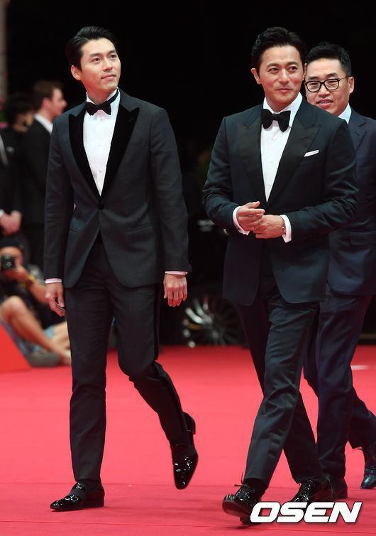 Jang Dong Gun và Hyun Bin: 2 cực phẩm quý ông - Ảnh 5.