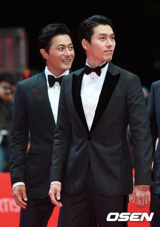 Jang Dong Gun và Hyun Bin: 2 cực phẩm quý ông - Ảnh 7.