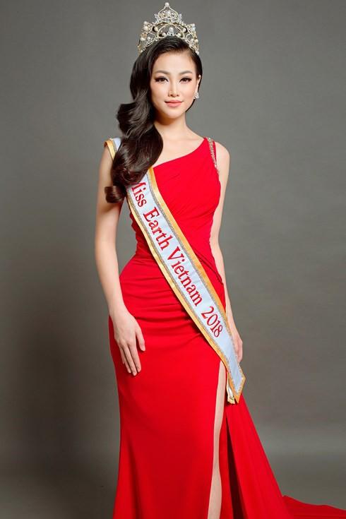 Nhan sắc Phương Khánh - Tân Hoa hậu Trái đất - Ảnh 14.