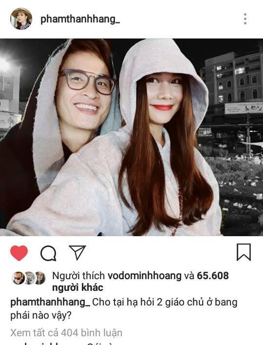 Thanh Hằng lên tiếng về tin đồn hẹn hò Hà Anh Tuấn - Ảnh 3.