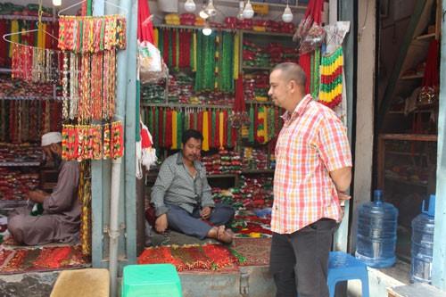 Vòng quanh khu ổ chuột ở Nepal - Ảnh 2.