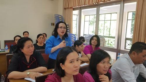 Tạo điểm nhấn trong hoạt động nữ công - Ảnh 1.