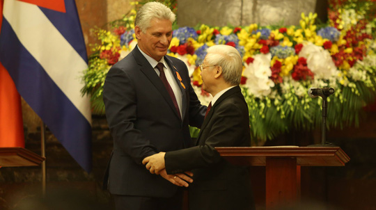 Đưa kim ngạch thương mại Việt Nam - Cuba đạt 500 triệu USD - Ảnh 2.