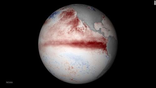 Nhật cảnh báo hung thần El Nino trở lại - ảnh 1