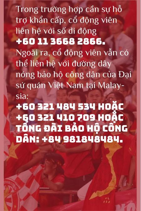 [eMagazine] - Á khôi áo dài nóng bỏng ủng hộ thầy trò Quang Hải - Ảnh 7.