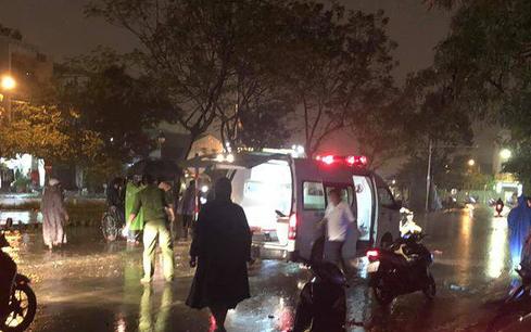 Chủ tịch Đà Nẵng chỉ đạo làm rõ vụ dây điện rơi gây chết người - Ảnh 1.
