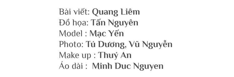 [eMagazine] - Á khôi áo dài nóng bỏng ủng hộ thầy trò Quang Hải - Ảnh 8.