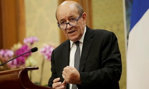 Pháp khuyên ông Trump đừng can thiệp chuyện nội bộ - Ảnh 1.