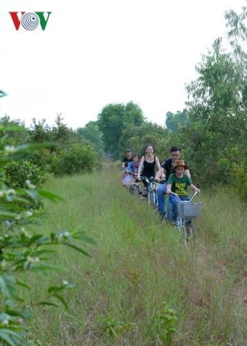 Khám phá du lịch sinh thái kết hợp chữa bệnh ở Long An - Ảnh 5.