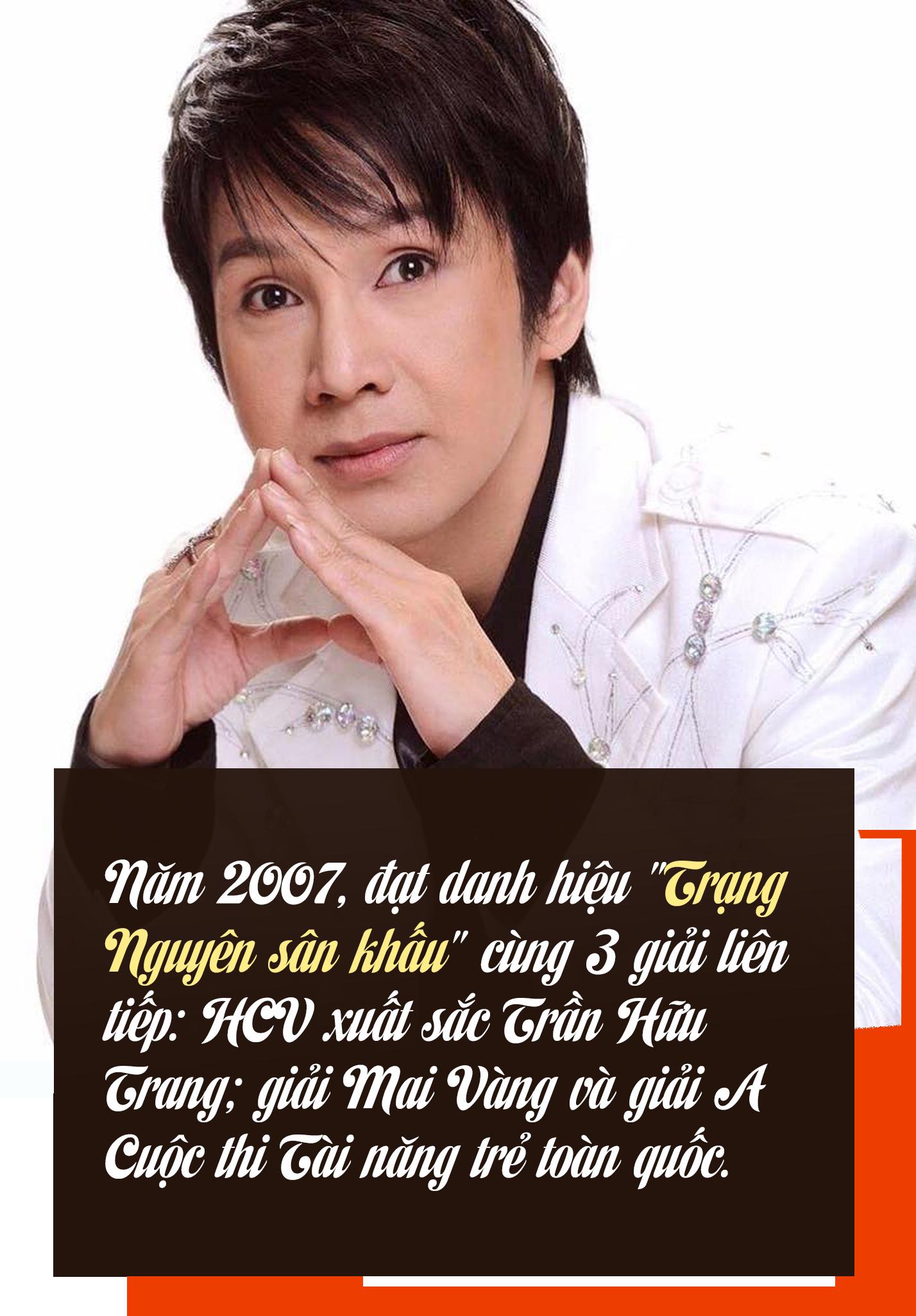 """[Emagazine] Nghệ sĩ ưu tú Vũ Luân: """"Giải Mai Vàng là ngôi nhà hạnh phúc"""" - Ảnh 6."""