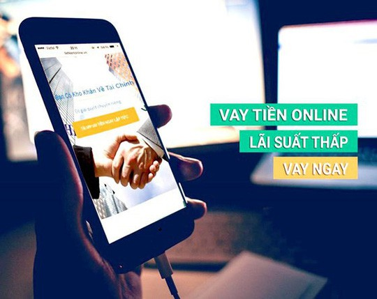 Bộ Công Thương cảnh báo về vay trực tuyến lãi suất