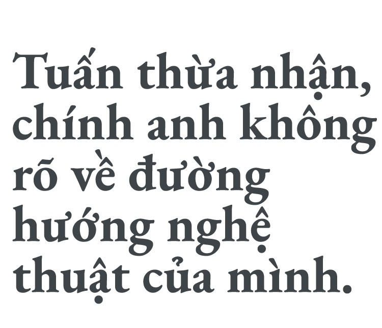 [eMagazine] - Bùi Anh Tuấn: Vượt lên chính mình - Ảnh 3.