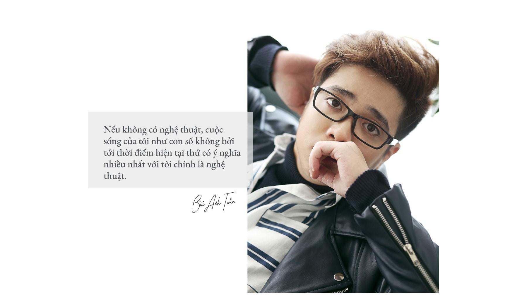 [eMagazine] - Bùi Anh Tuấn: Vượt lên chính mình - Ảnh 6.