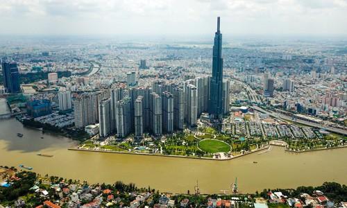Chung cư đang dẫn dắt thị trường nhà ở TP HCM - Ảnh 1.