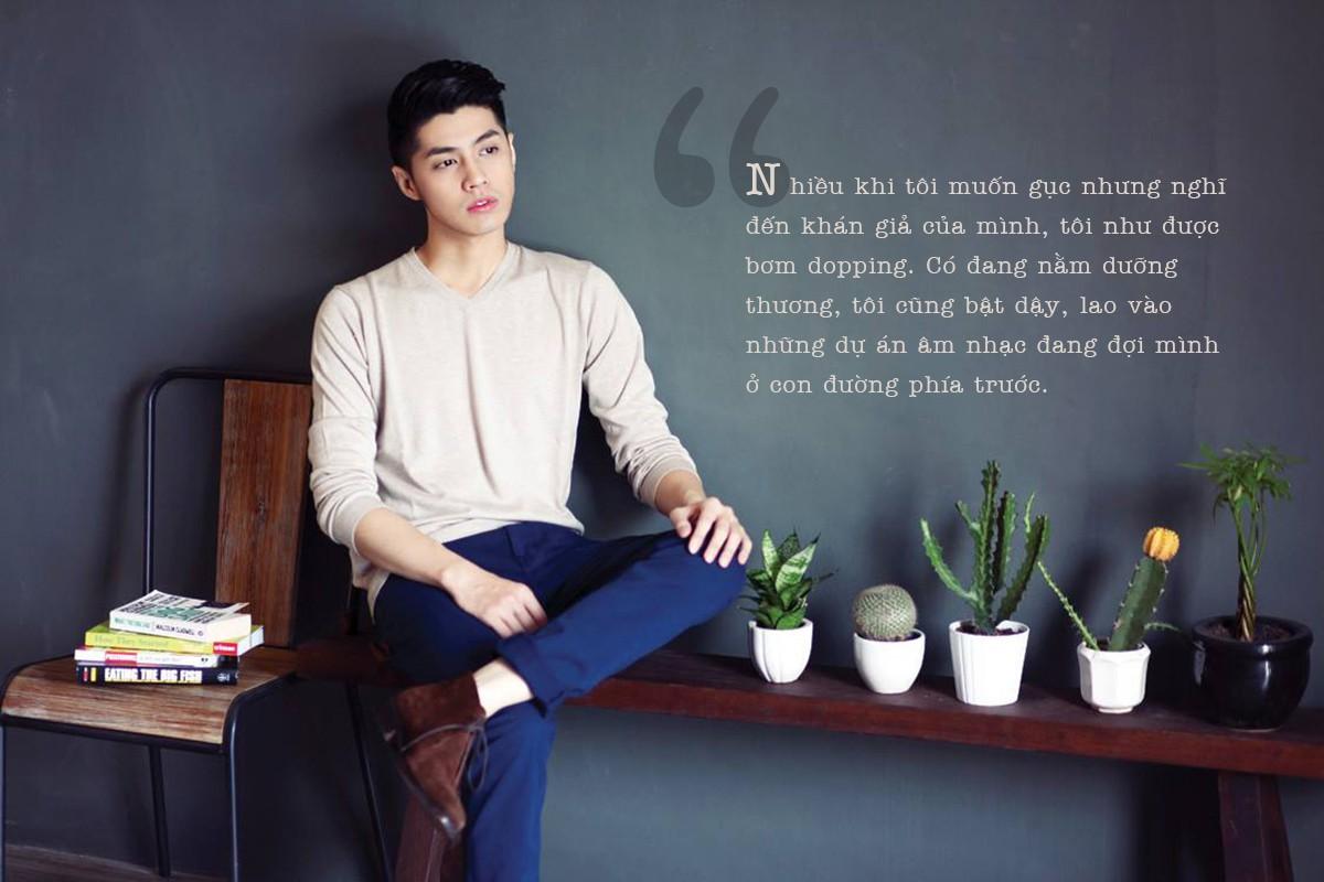 [eMagazine] - Noo Phước Thịnh: Con ong chăm chỉ - Ảnh 1.