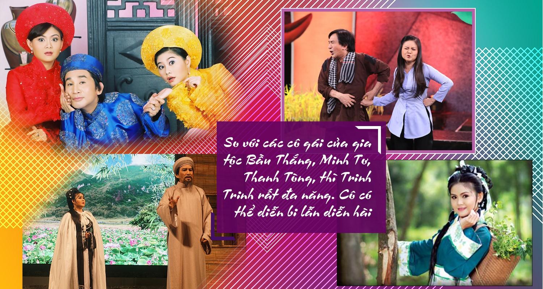 [eMagazine] Trinh Trinh: Mong một lần được cầm tượng Mai Vàng - Ảnh 5.