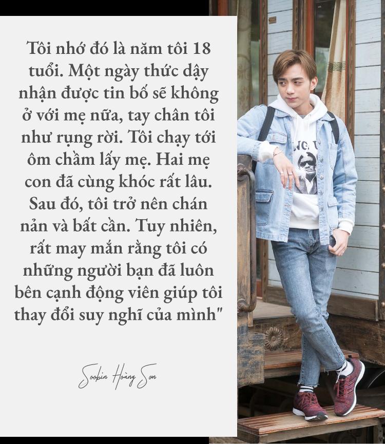 [eMagazine] - Góc khuất của soái ca Soobin Hoàng Sơn - Ảnh 9.