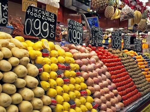 Doanh số organic Tây Ban Nha cao kỷ lục - Ảnh 1.