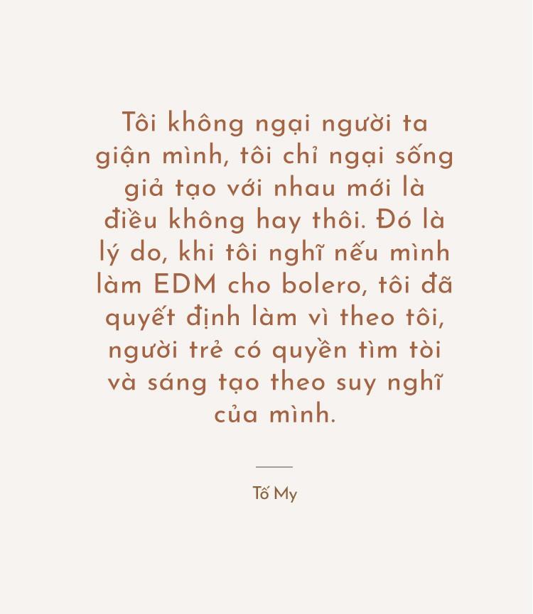 [eMagazine] - Ca sĩ Tố My: đổi đời khi hát bolero - Ảnh 4.