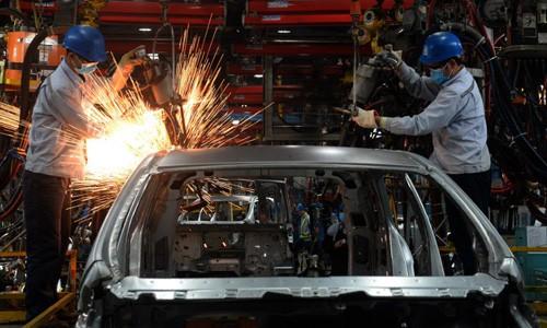 BĐS công nghiệp hút khách thuê sản xuất linh kiện ôtô - Ảnh 1.