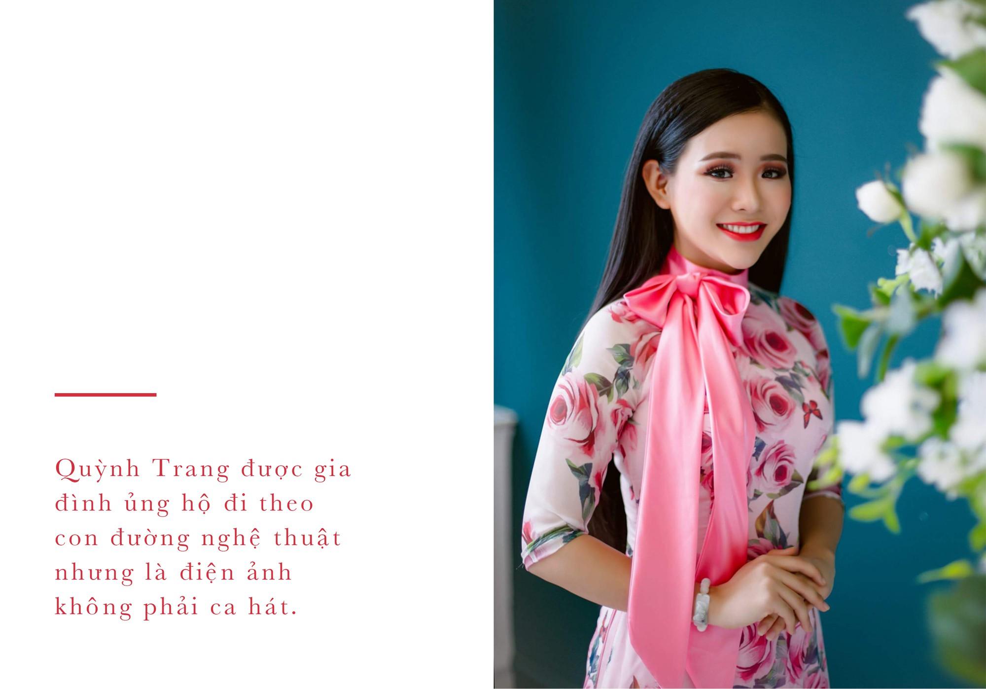 """[eMagazine] - Quỳnh Trang: """"Thiên thần"""" bolero - Ảnh 4."""