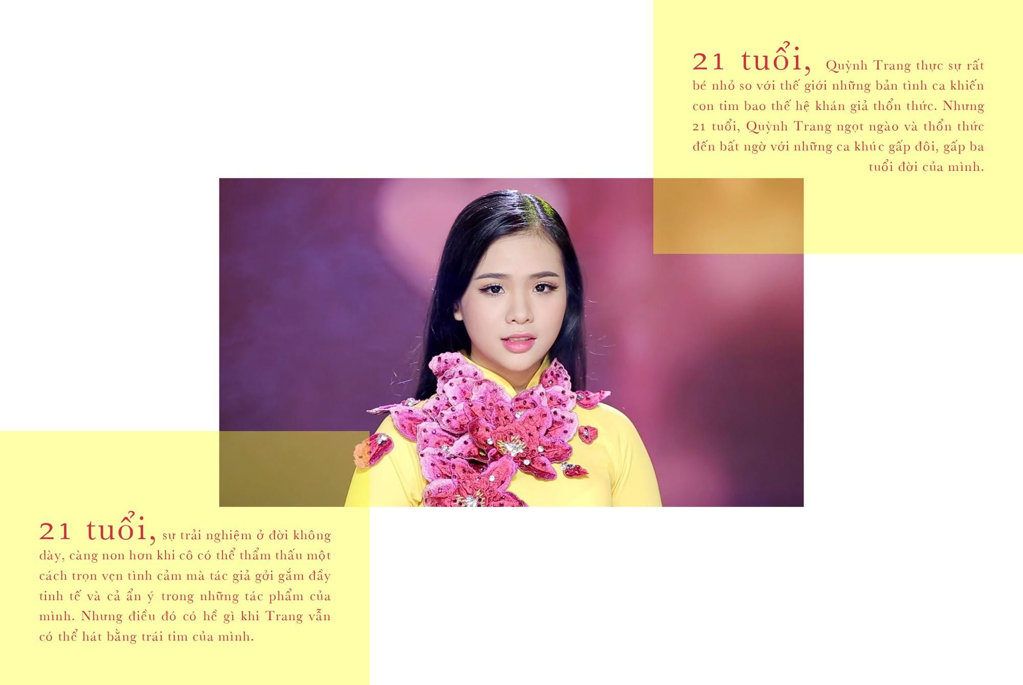 """[eMagazine] - Quỳnh Trang: """"Thiên thần"""" bolero - Ảnh 1."""