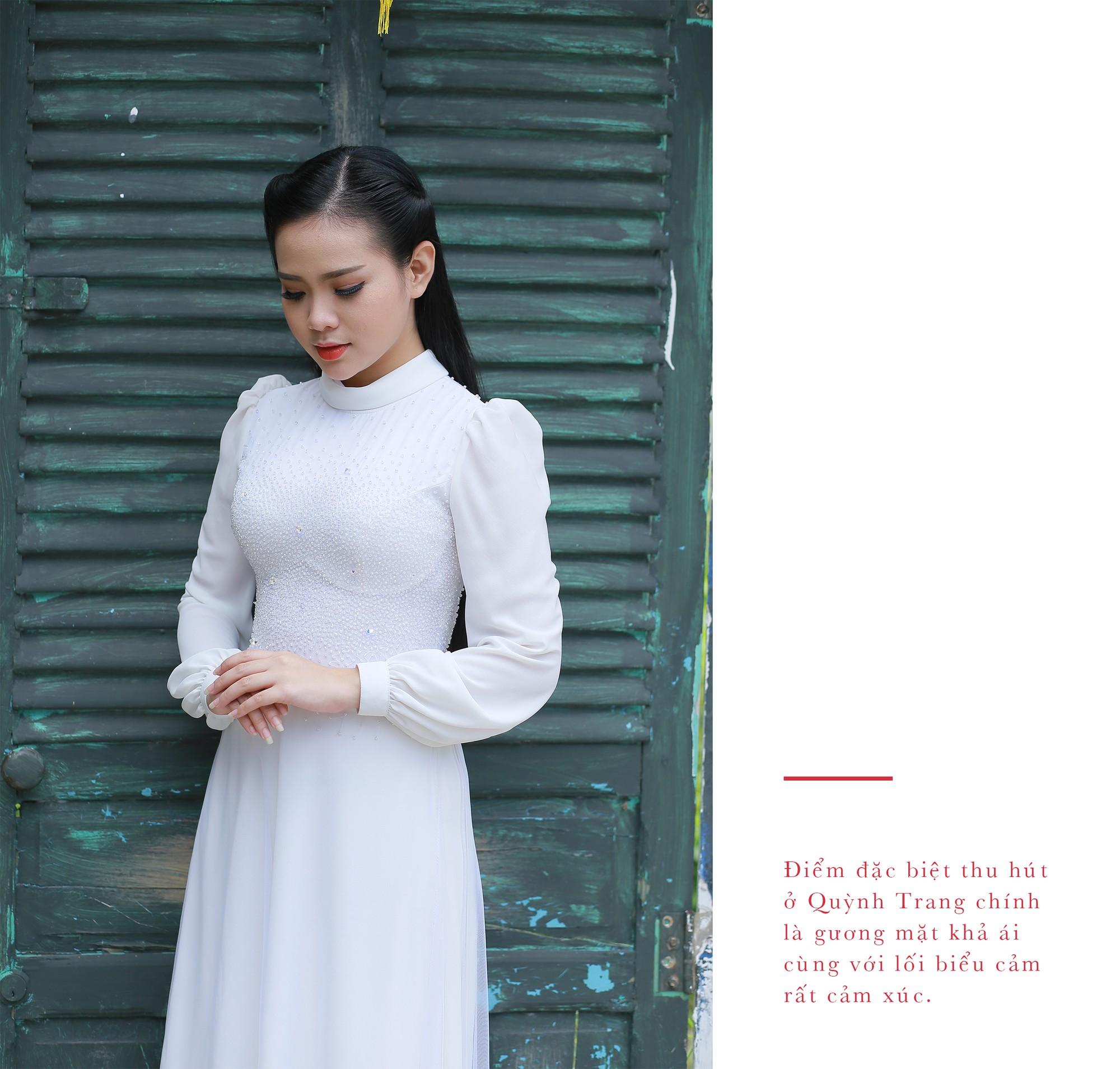 """[eMagazine] - Quỳnh Trang: """"Thiên thần"""" bolero - Ảnh 6."""