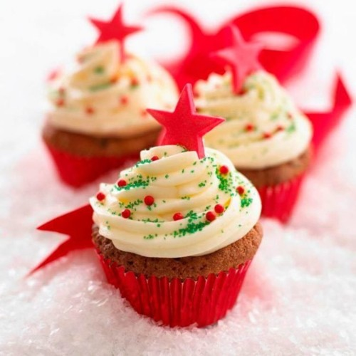 Những món bánh độc đáo cho ngày lễ Giáng sinh - Ảnh 1.