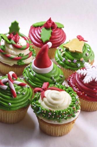 Những món bánh độc đáo cho ngày lễ Giáng sinh - Ảnh 3.