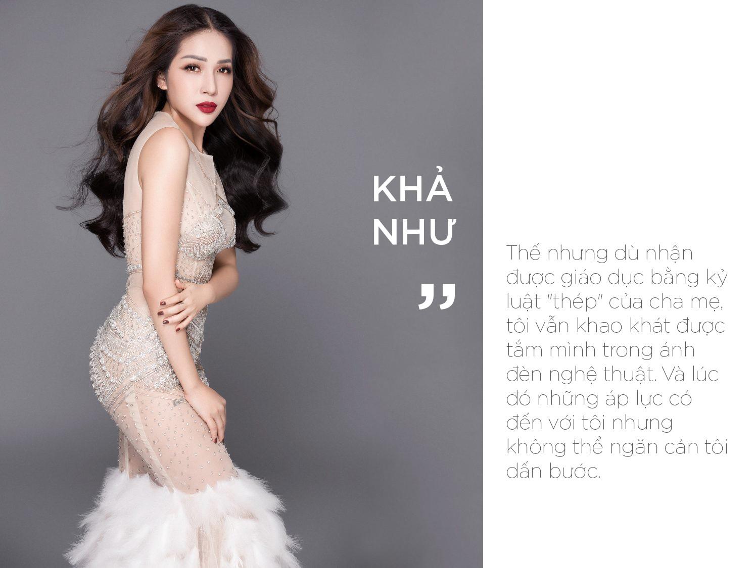 [eMagazine] - Khả Như: Giải Mai Vàng cho tôi nhiều cơ hội - Ảnh 4.