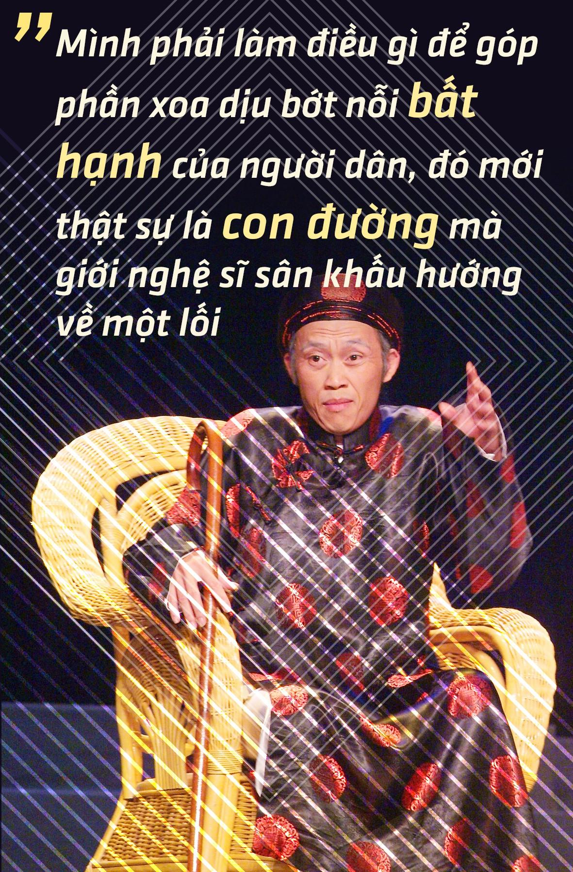 [eMagazine] Hoài Linh: Hạnh phúc khi được tranh Giải Mai Vàng - Ảnh 6.