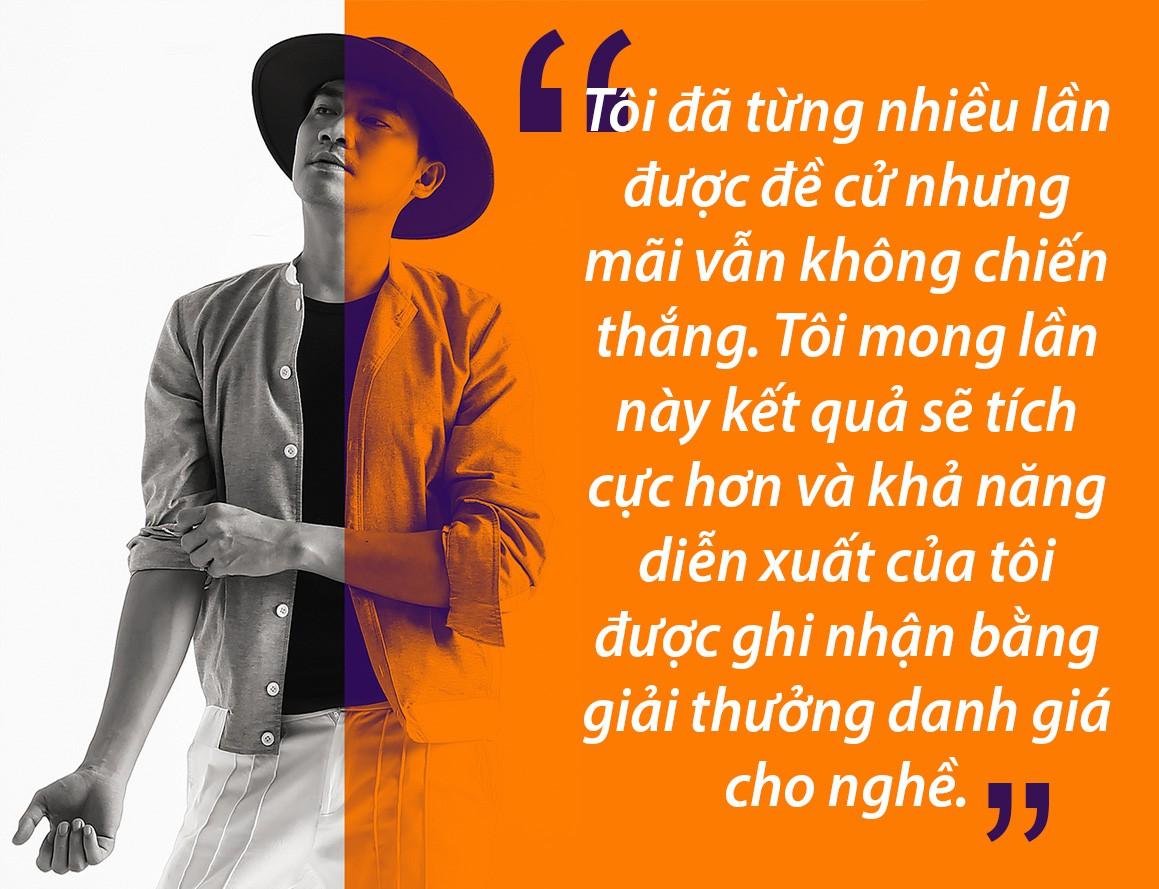 [eMagazine] - Minh Luân mong một lần được Giải Mai Vàng! - Ảnh 3.