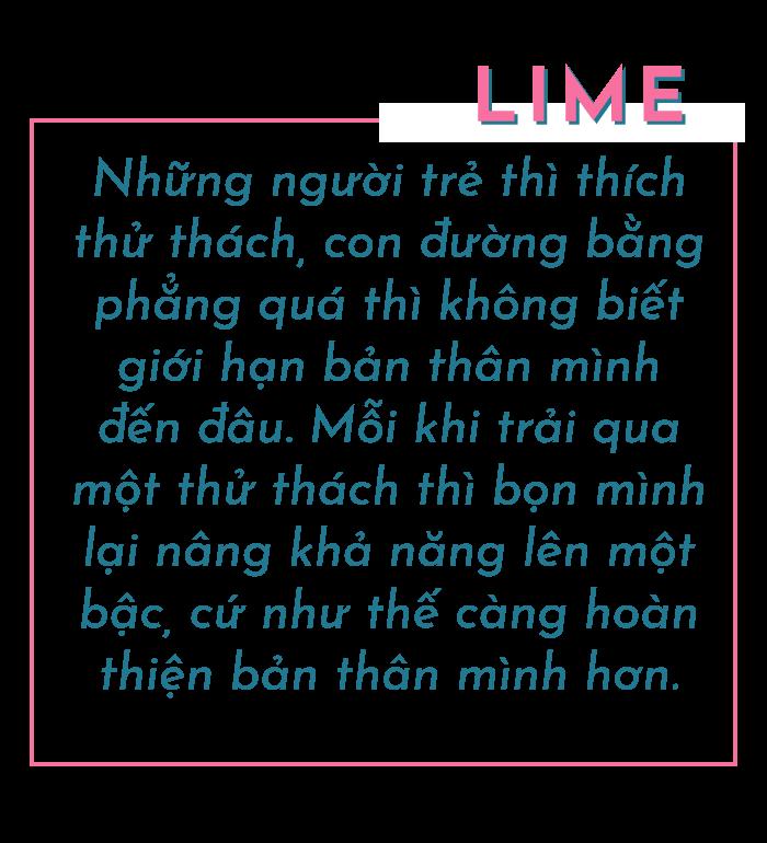 [eMagazine] - LIME, nhóm nhạc Việt chinh phục khán giả Hàn - Ảnh 8.