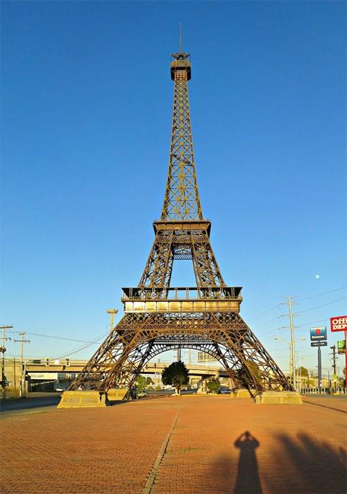 10 nơi ngắm tháp Eiffel mà không cần tới Pháp - Ảnh 9.