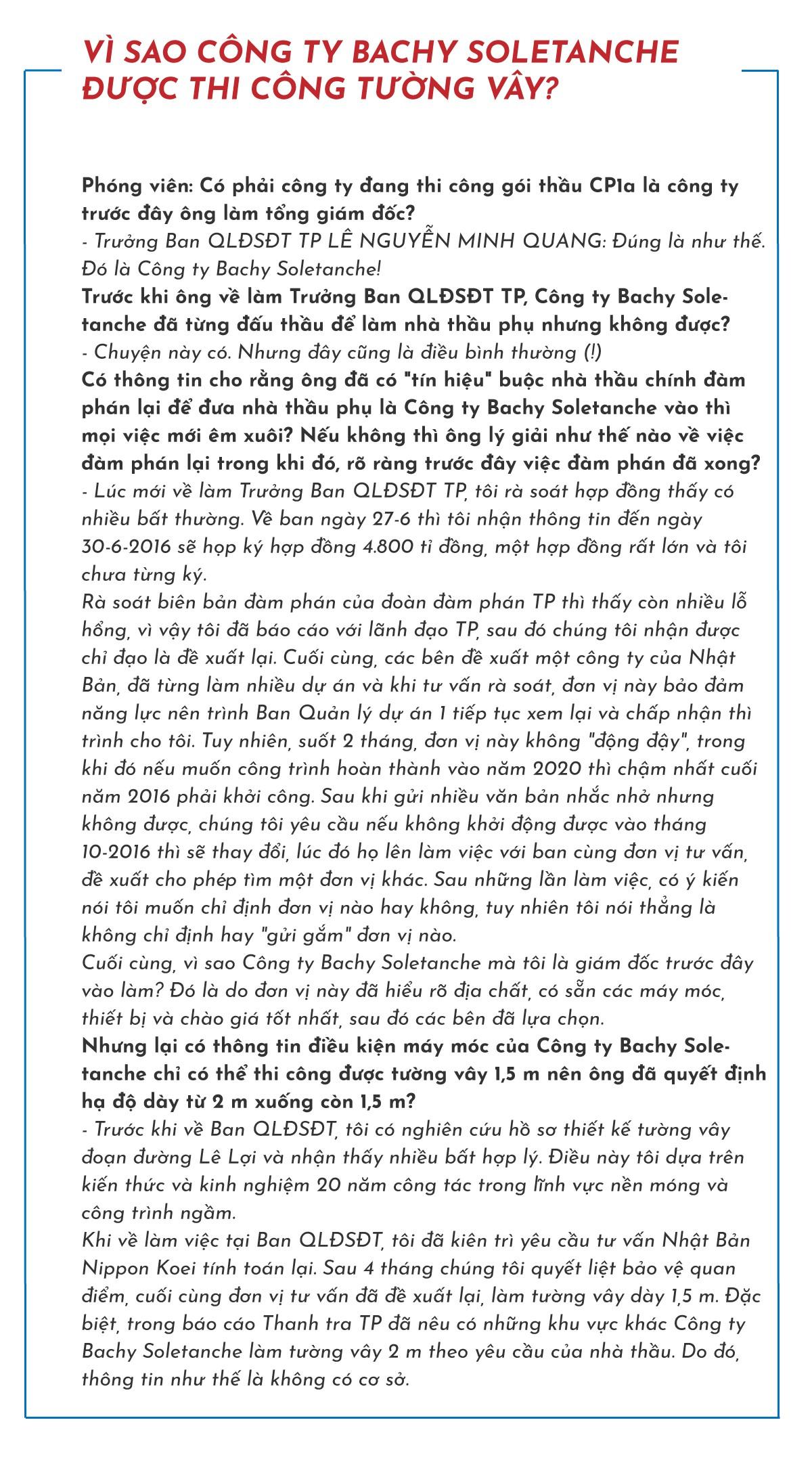 """[eMagazine] - Metro Bến Thành - Suối Tiên """"lùm xùm"""" sau thanh tra, kiểm toán - Ảnh 18."""