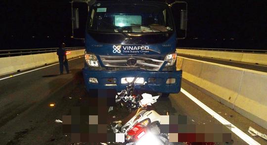 """""""Điểm đen"""" tai nạn giao thông ở cầu Cao Lãnh - Ảnh 2."""