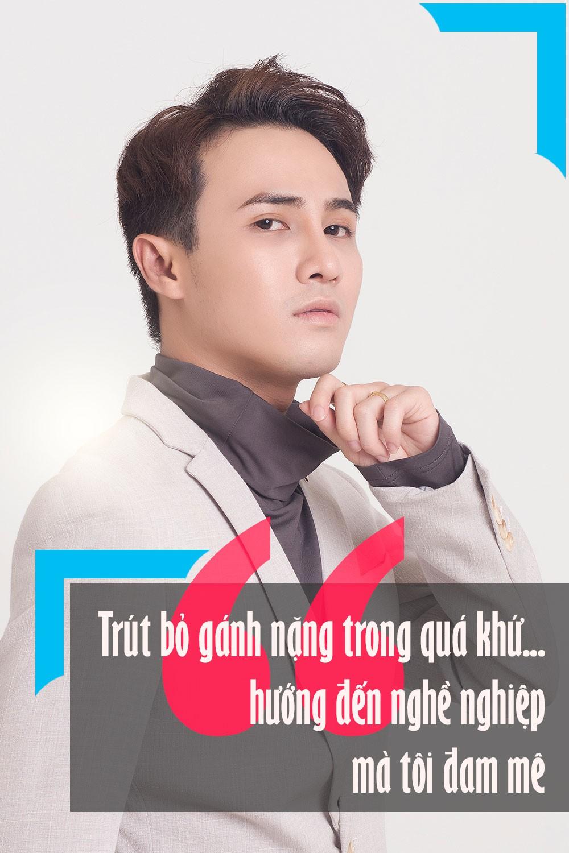 [eMagazine] - Huỳnh Lập: Qua thời nhút nhát, mạnh mẽ vươn lên - Ảnh 3.