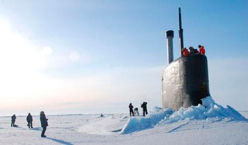 Mỹ gặp khó khi tranh đua ở Bắc Cực - Ảnh 1.