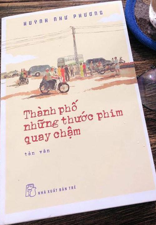Huỳnh Như Phương - nhà ký họa văn chương - Ảnh 1.
