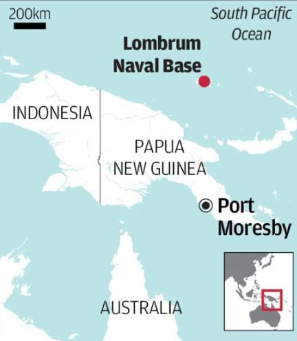 Image result for Vai trò lớn cho đảo nhỏ ở TBD trong kế hoạch Biển Đông của Mỹ, Úc