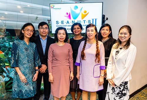 Khảo sát dinh dưỡng khu vực Đông Nam Á lần 2 - Ảnh 1.